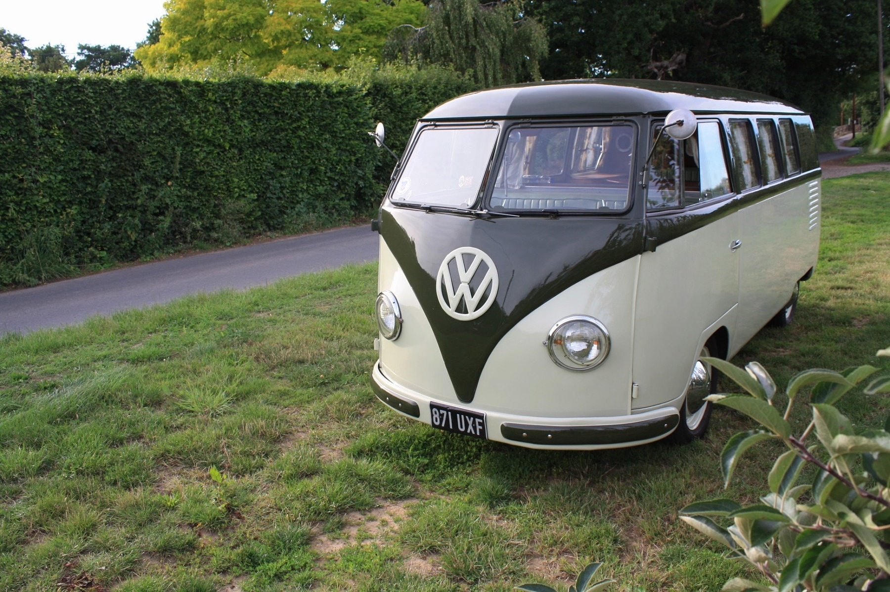 1951 Volkswagen Split Screen 'Barn Door' 23 A Kombi - One ...